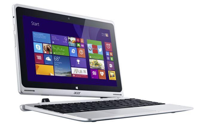 Acer Aspire Switch 10 w nowym, ta�szym wariancie z Atom Z3735
