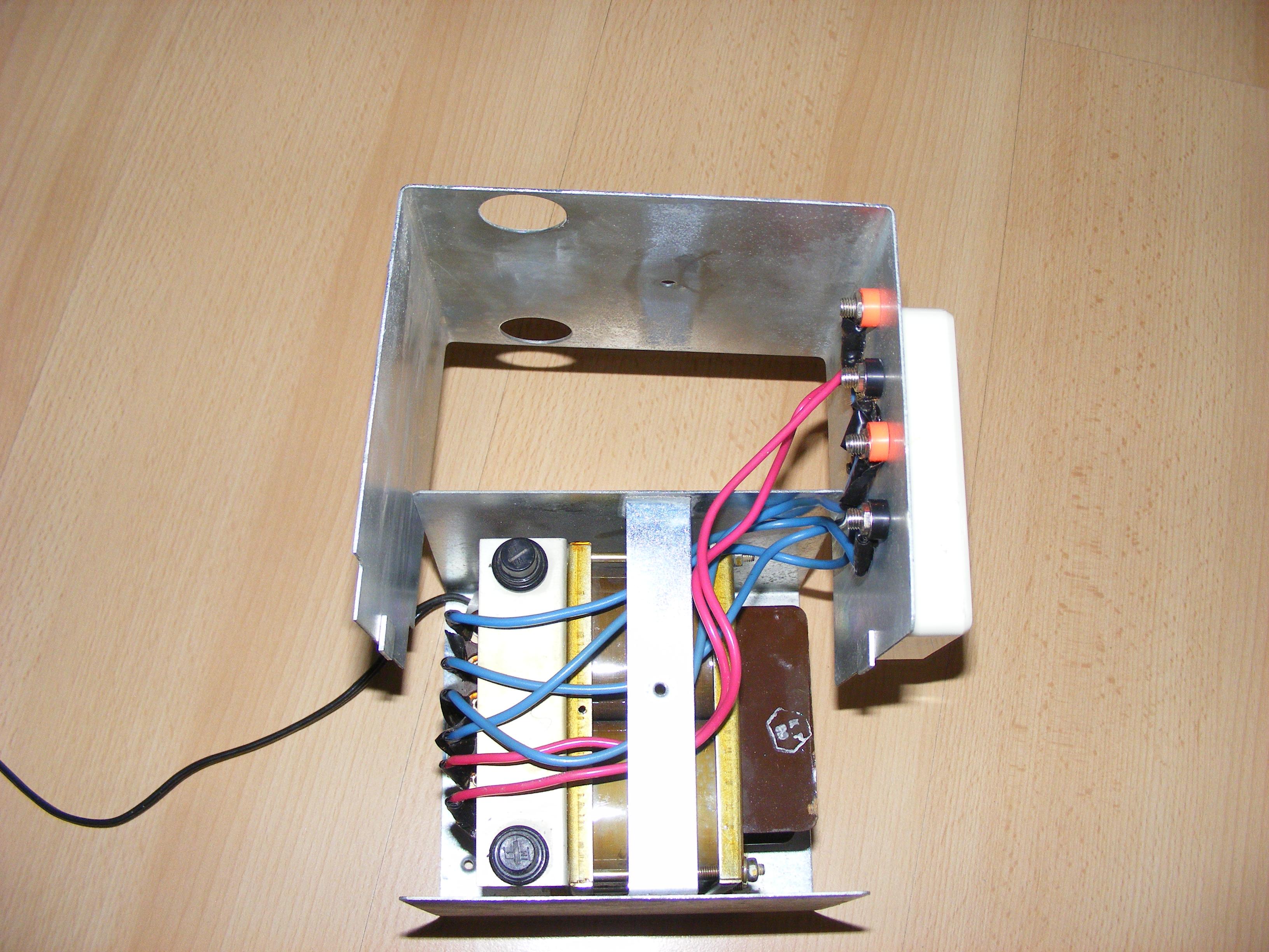 [Sprzedam] Transformator TS200/4 bezpiecze�stwa