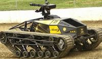 Pojazd gąsienicowy na bazie LS400
