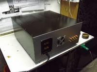 Wzmacniacz dyskotekowy 2X300W/8Ohm