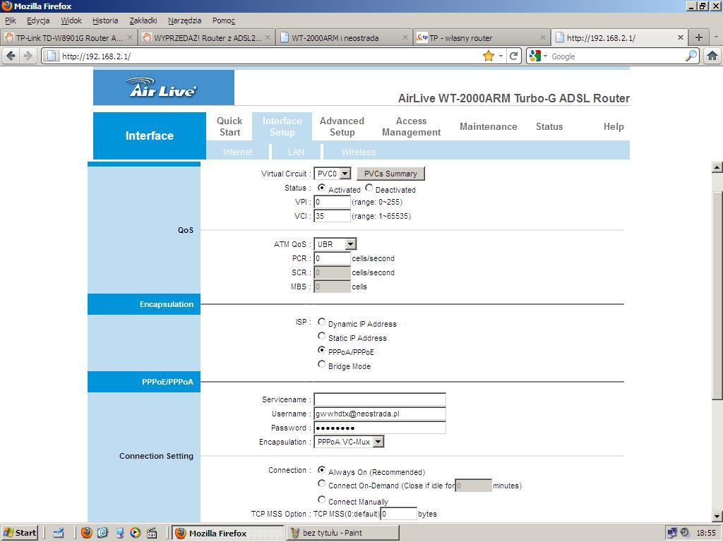 Air Live WT-2000ARM B Windows