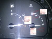 Renault Laguna I 2.0 RT - Bardzo duża temperatura silnika !