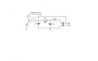 Multiwibrator astabilny na pasek LED
