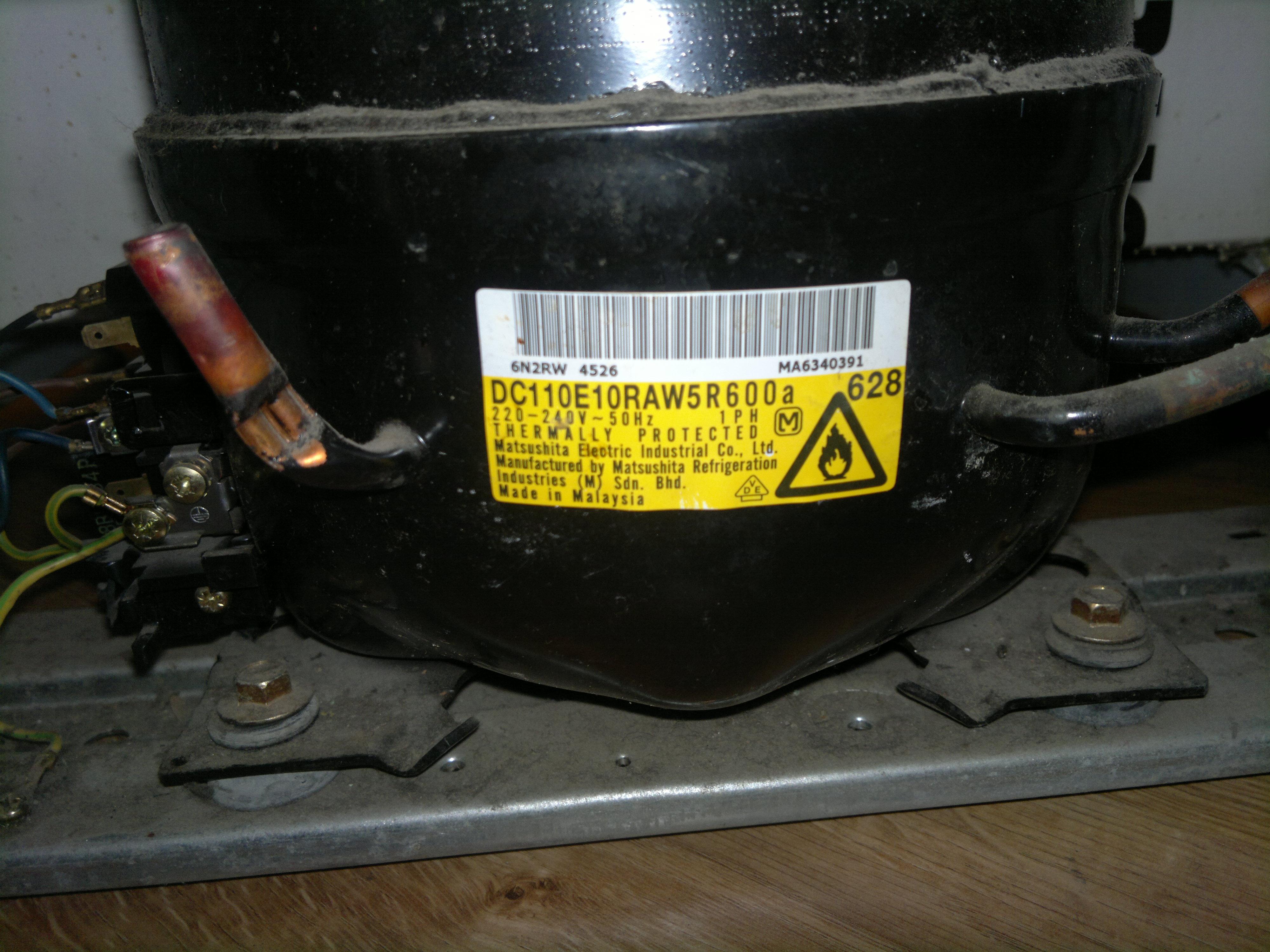 Bosch kgv26300/05 - Agregat co chwile si� wy��cza - w��cza