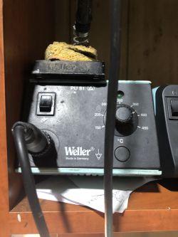 [Sprzedam] Weller PU81 wsp 80