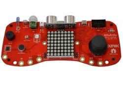 eduArdu - jednopłytkowy komputer edukacyjny zgodny z Arduino za 18 euro