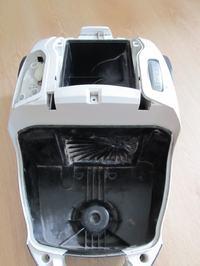 Elektrolux ZSC 6930 SuperC. - Zdjęcie górnej pokrywy z odkurzacza