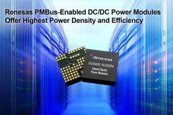 Kompaktowe moduły do zasilaczy o wysokiej mocy z interfejsem PMBus - webinarium