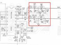 AWS 504 TOSCA2 - Lewy kanał gra ciszej
