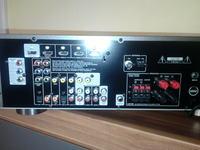 Amplituner Yamaha RX-V371 brak obrazu.