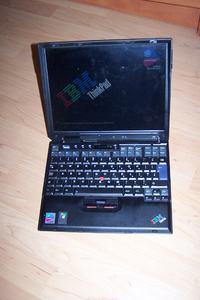 [Sprzedam] IBM ThinkPad X32 12'' WIFI Bat.2h