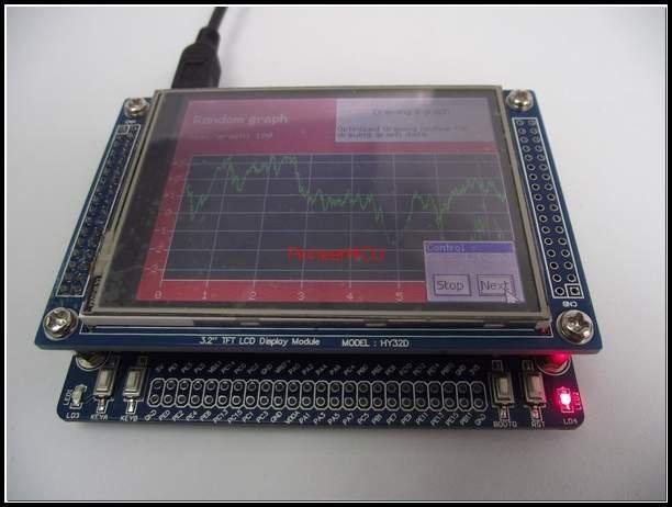 HY-MINI - Nie mog� uruchomi� LCD z zestawu