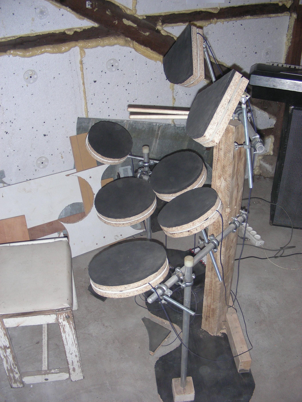 Perkusja elektroniczna Midi