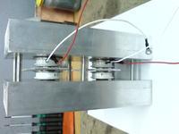 Diody z alternatora do prostownika wspomagającego rozruch.