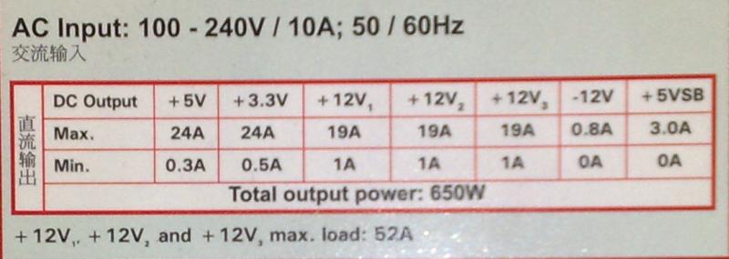 GTX 580 a moc zasilacza (plus odpowiednia przej�ci�wka)