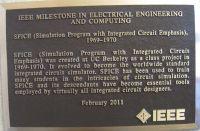 Program SPICE - kamień milowy elektroniki według IEEE