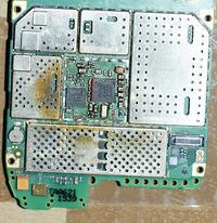 Nokia E71 - Po rozładowaniu nie chce się uruchomić (ciemny, podświetlony ekran)