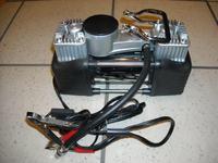 Kompresor do pompowania kół w trudnych warunkach C330