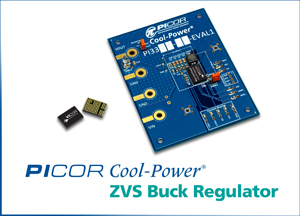 Nowa seria regulator�w typu Burst od firmy Vicor