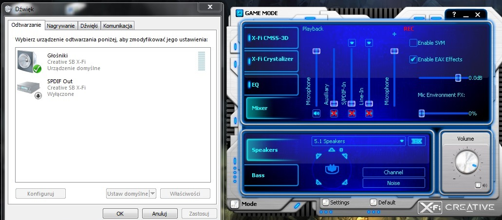 CS4614 CM DRIVERS PC