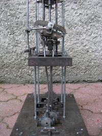 Zbuduj własną maszynę parową.