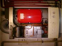 Immergas - Piec gazowy nie grzeję wody.
