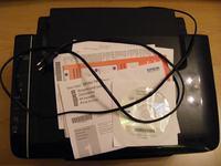 [Sprzedam] Epson Stylus SX115 zacięty skaner reszta ok