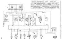 Cinquecento 700  -  swap na 1.1, elektronika silnika
