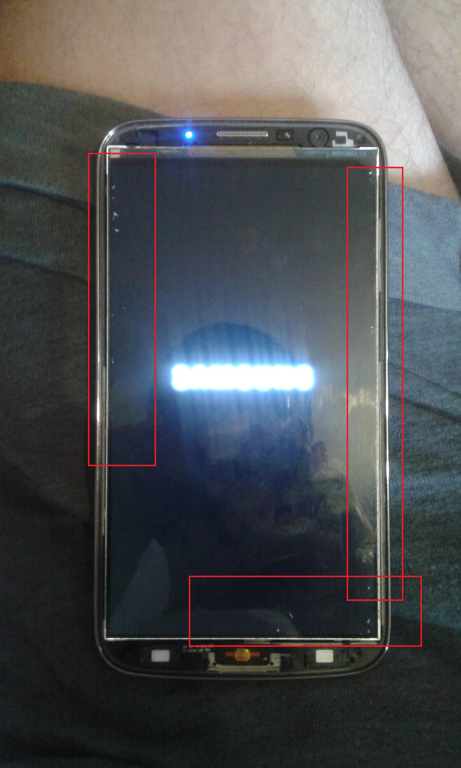 Samsung Galaxy Mega 6.3 Wy�wietlacz i dziwne rzeczy