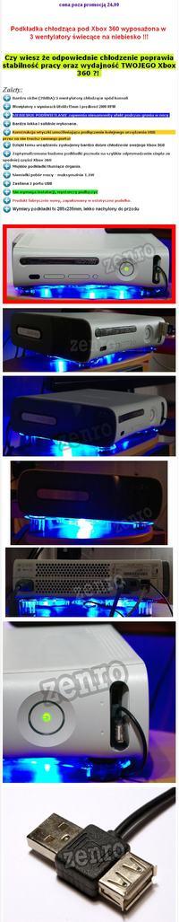 XBOX 360 Premium - Jak zapobiec RROD