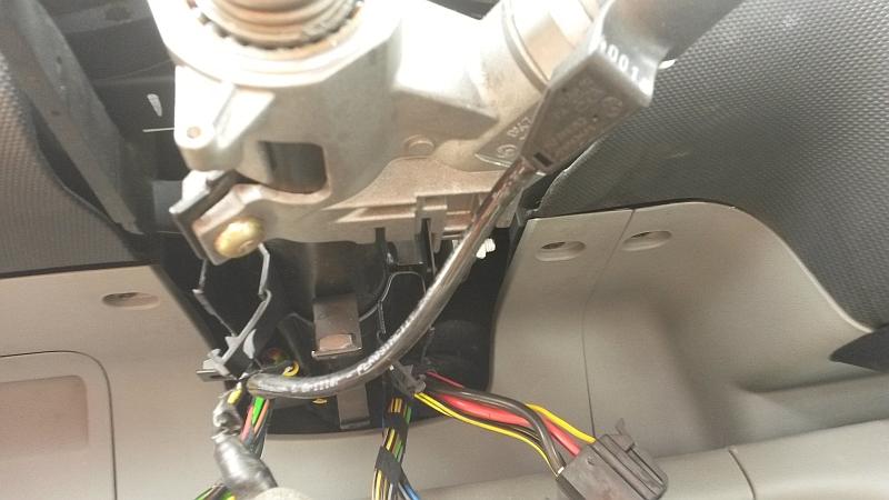 Seat Arosa 1,0  - Nie odpala z kluczyka....