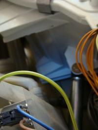 Bosch WOP 2051 - Zablokowany bęben. Jak się do niego dostać?