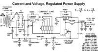 Jak najprostsze regulowane ograniczenie prądowe