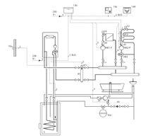 Vaillant ecotec 156-5-5, 470F, VR61 Sterowanie instalacją, regulacja.