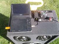 Kolumna z głośnikami Hertz DCX 690