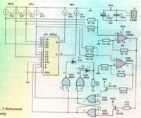 Rozdzielacz audio - 2 sygnały wejściowe 1 wyjściowy