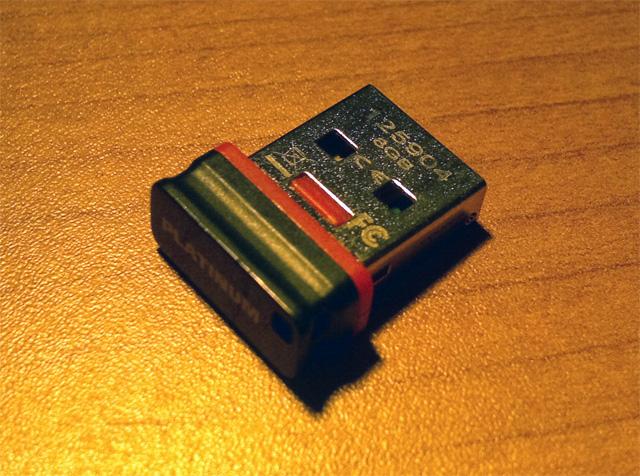 Porty USB nie czytaj� sprawnego pena,pomaga jedynie przed�u�acz.