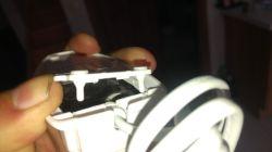 Nevadent Dentalux - szczoteczka do zębów z Lidla ładowana indukcyjnie - naprawa