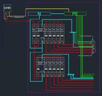 Instalacja elektryczna w bloku -