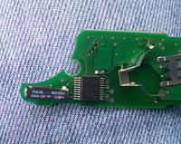 Fiat Panda 1.2 - Uszkodzony transponder immo kluczyk scyzoryk.