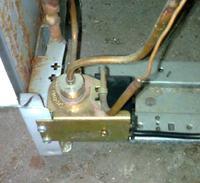 Lodówka SIEMENS KG31E00/03 - lodówaka nie chłodzi, zamrażarka mrozi normalnie.