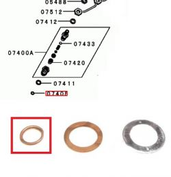 Pajero III 2,5 TD - Dziura w tłoku - zdjęcia. Jaka Przyczyna?