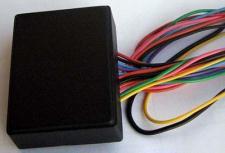 Mikroprocesorowy włącznik świateł samochodowych