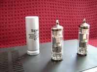 Wzmacniacz lampowy 2x ok. 4W