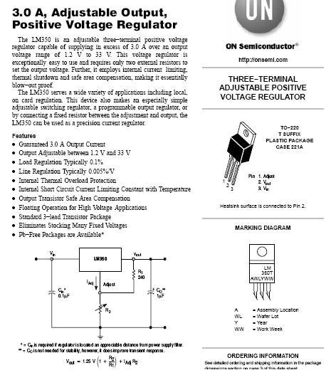 stabilizator napiecia 7-15v obnizajacy do okolo 8-7v i 0.5A