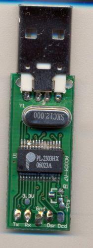 Konwerter USB -> RS232 V.24/TTL