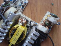 Cooler Master model: RP-500-PCAP 500W - uszkodzony termistor SCK-0510.