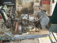 Traktorek z silnikiem JLO <MoTRAK>