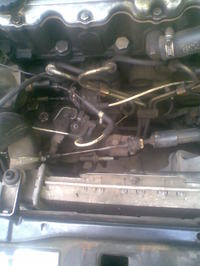 Opel Astra 1,7d 1993r.- słabe wspomaganie hamowania.