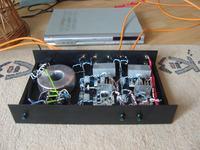 Wzmacniacz 4 kanałowy na LM3876 (system quasi-aktywny)